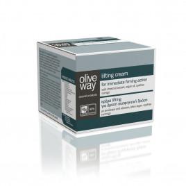 Oliveway opstrammende dagcreme med hurtig effekt