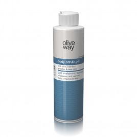 Oliveway body scrub gel