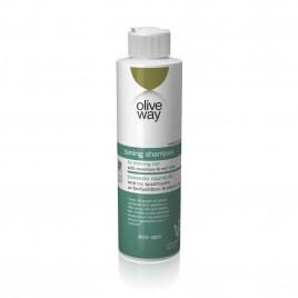 Oliveway toning shampoo