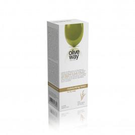 Oliveway fugtgivende lotion til hovedbund