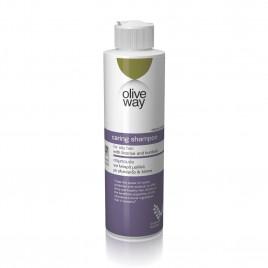 Oliveway shampoo til fedtet hår