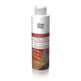 Oliveway Lefki energigivende bodylotion 80 ML