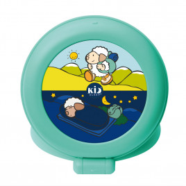 CLAESSENS KIDS - KID'SLEEP GLOBETROTTER GRØN
