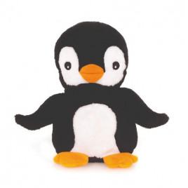 Habibi Plys - Pingvin  lille m. udtagelig varmepose