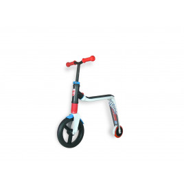 Scoot and Ride Highwayfreak, hvid/rød/blå