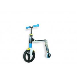 Scoot and Ride Highwayfreak, hvid/blå/gul