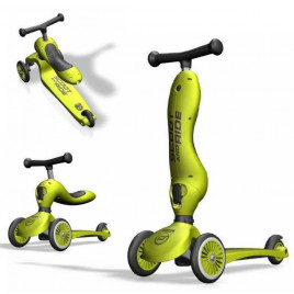 Scoot and Ride HighwayKick, lime