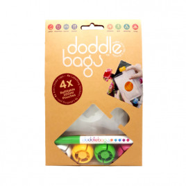Doddlebags 4 stk 200 ml retail